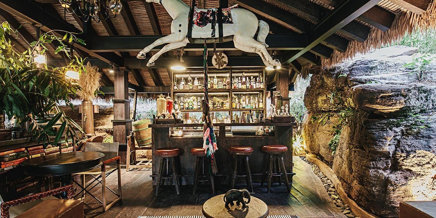Bensley Collection Shinta Mani Wild The Landing Zone Bar