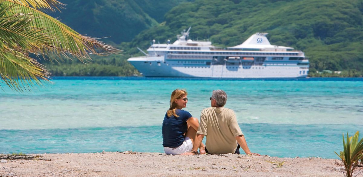 Celebrate Christmas in Tahiti and the Society Islands with Paul Gauguin Cruises