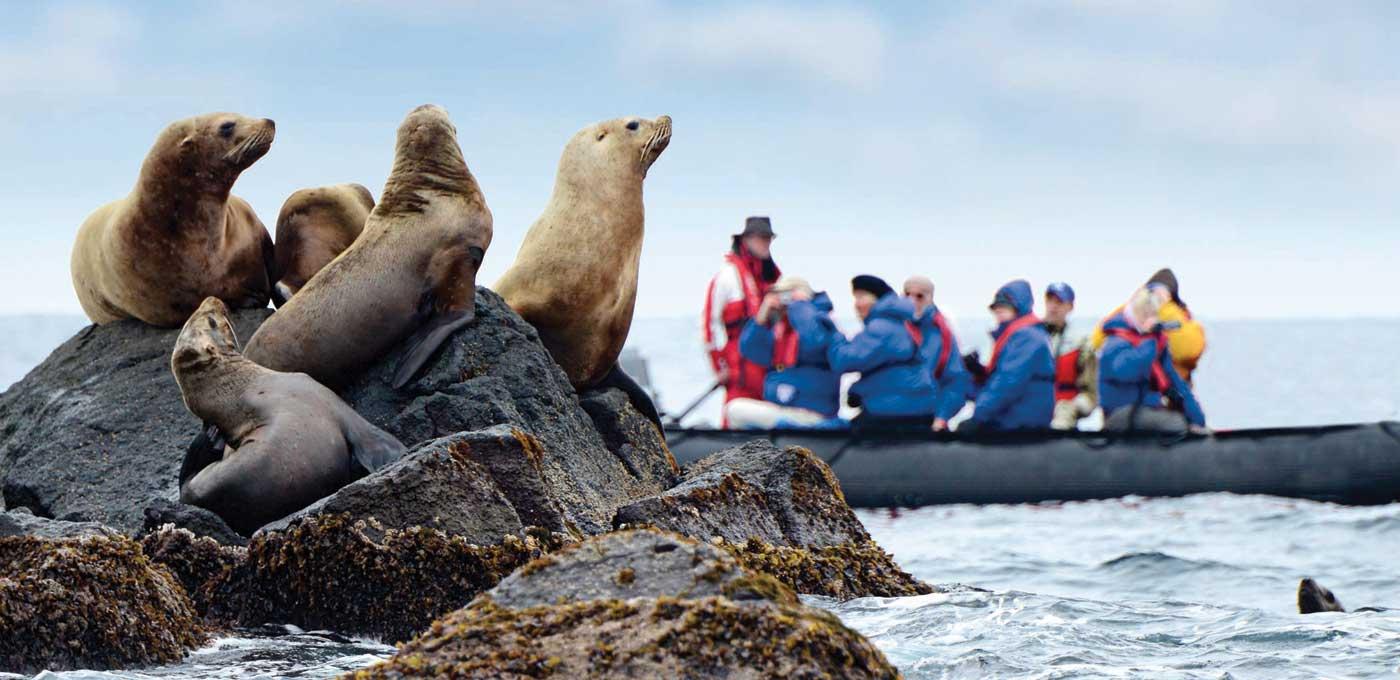 Antarctic exploration with Hapag-Lloyd © Hapag-Lloyd Cruises