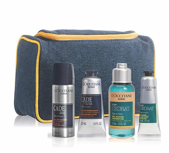 L'Occitane Dad Discovery Cap Cedrat Collection
