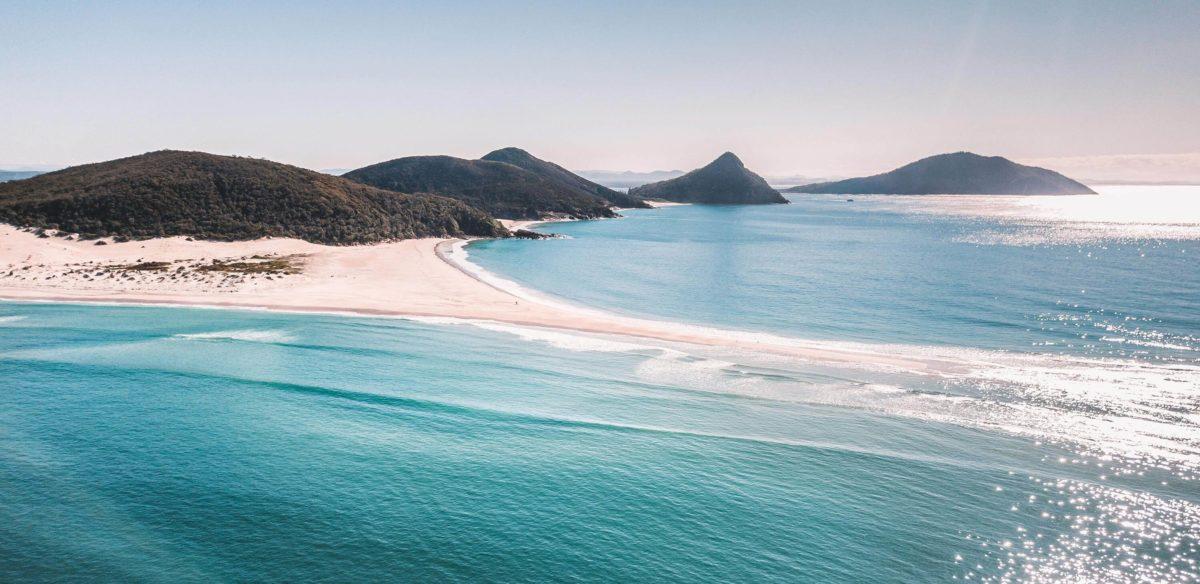 Port Stephens beach