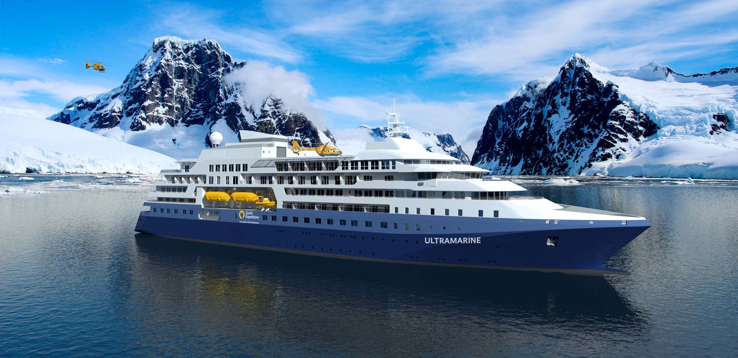 Quark Expeditions' Ultramarine