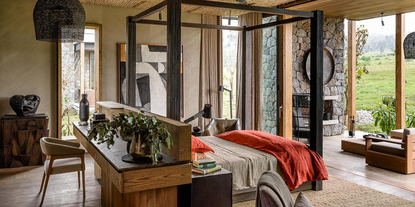Singita Kataza House Bedroom