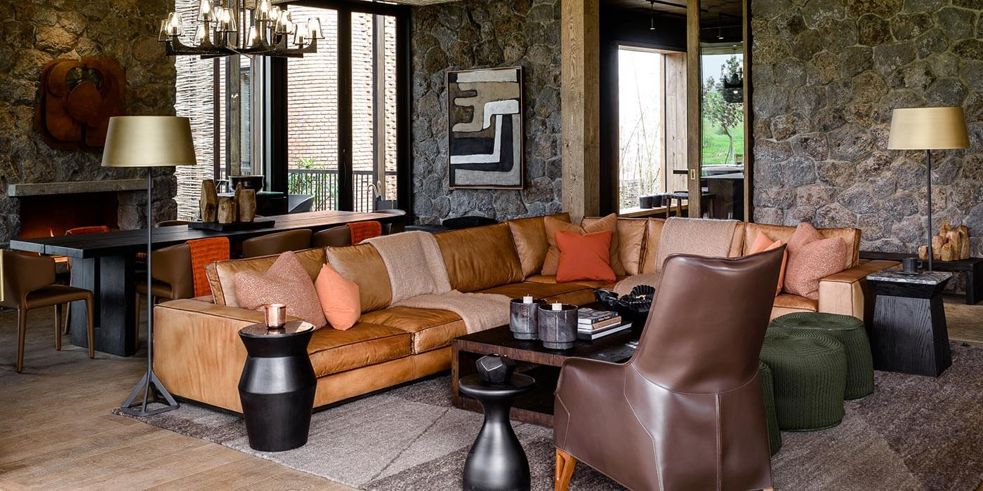 Singita Kataza House Lounge