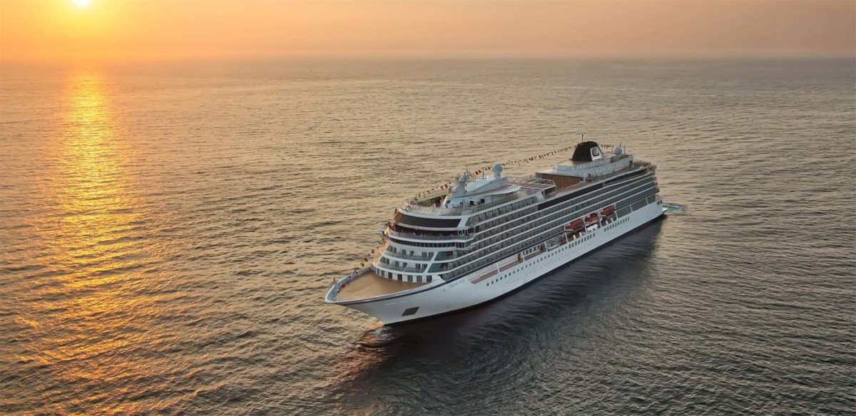 Viking Cruise - Mumbai to Mediterranean Passage
