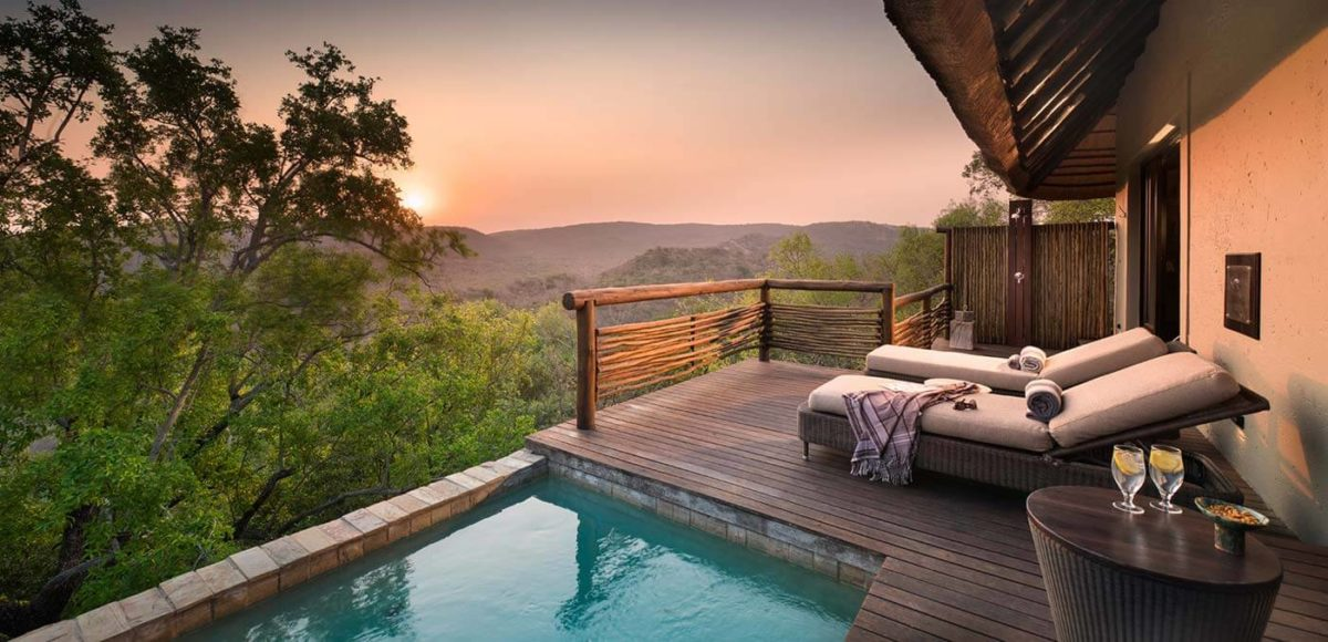 andBeyond Phinda Mountain Lodge Suite Pool