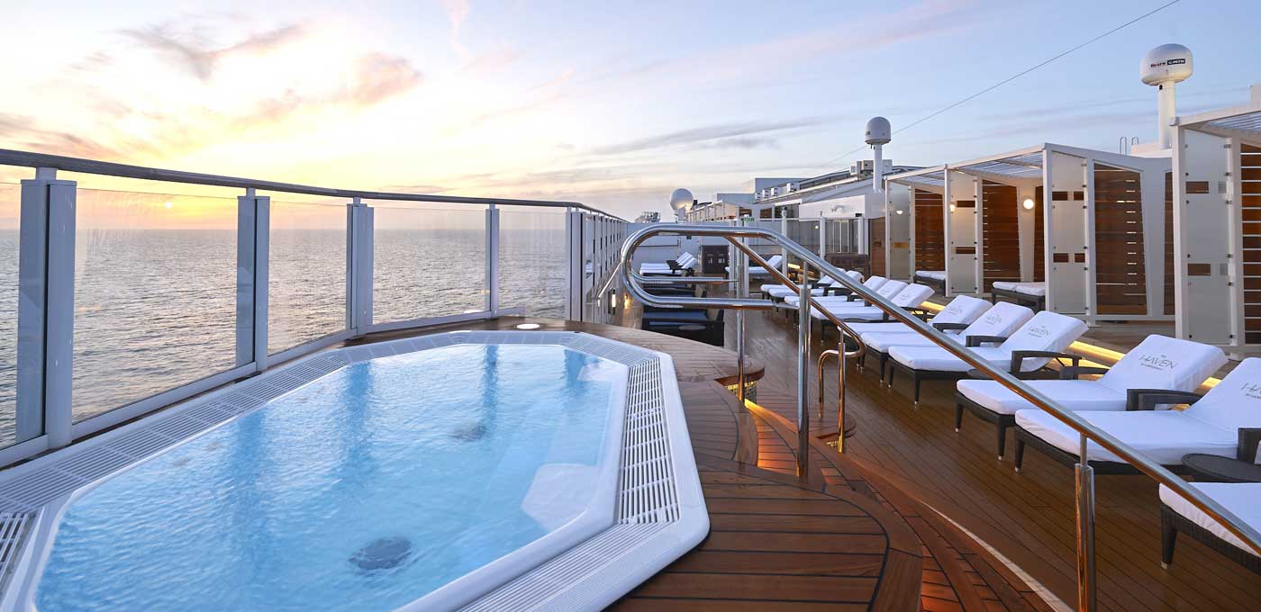 Norwegian Cruise Line: The Haven