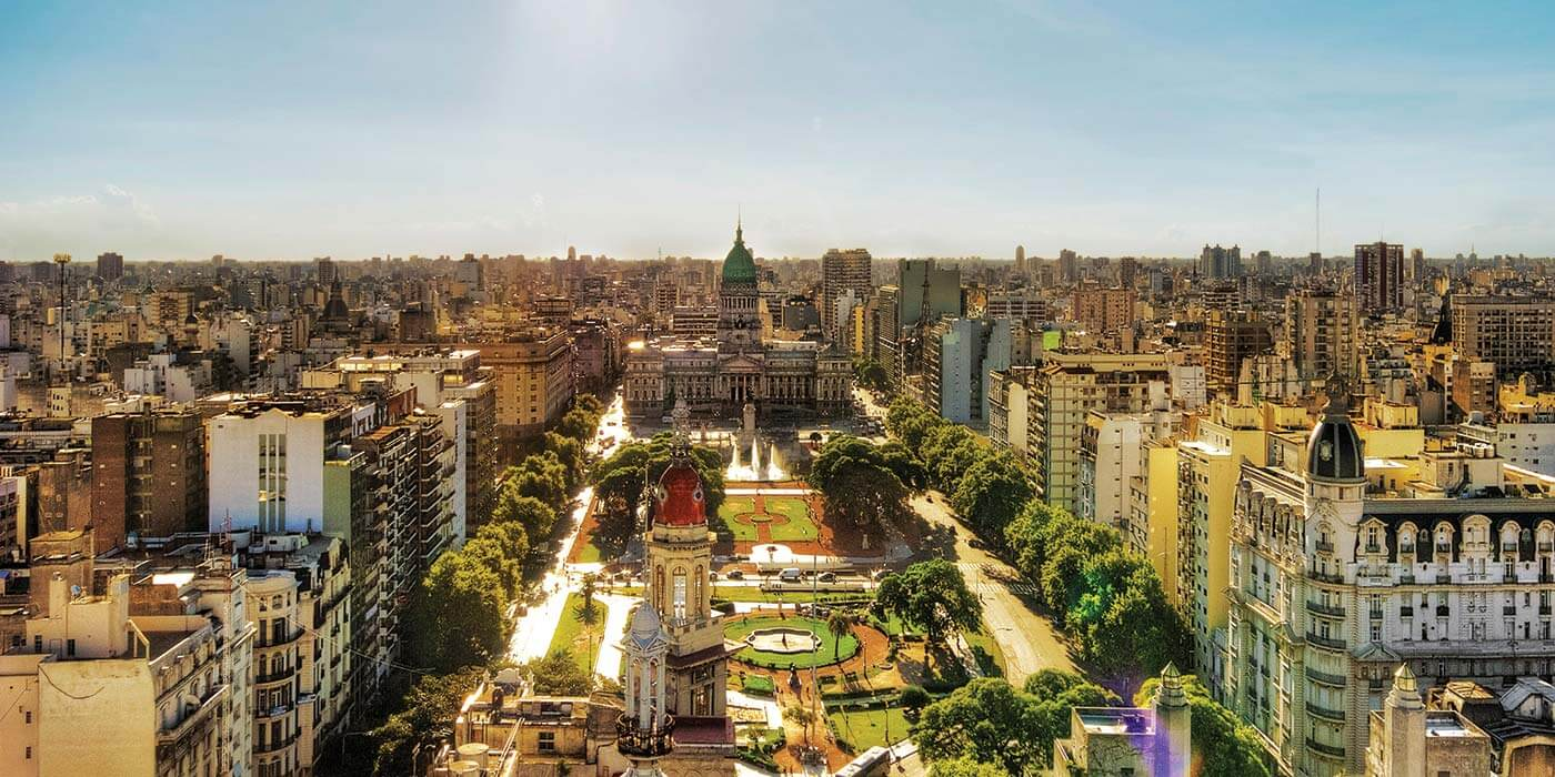 Argentina pre-designed private travel with Lakani World Tours