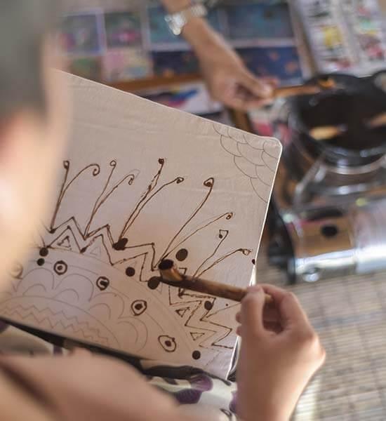 Art at Melia Bali