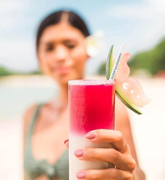 Cocktail at Melia Bali