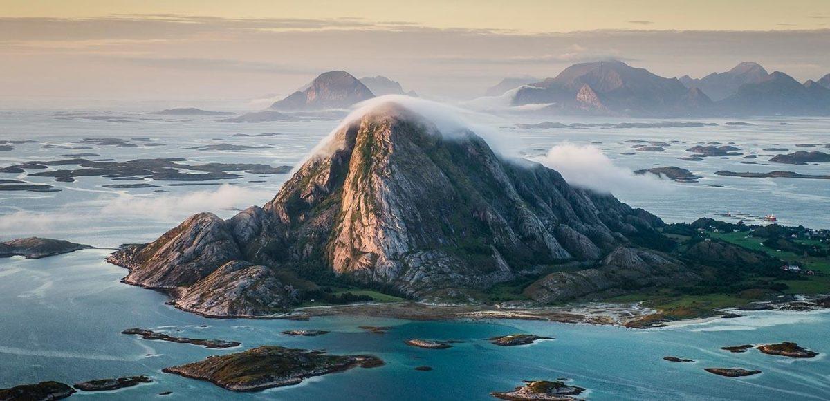 Helgeland, Up Norway