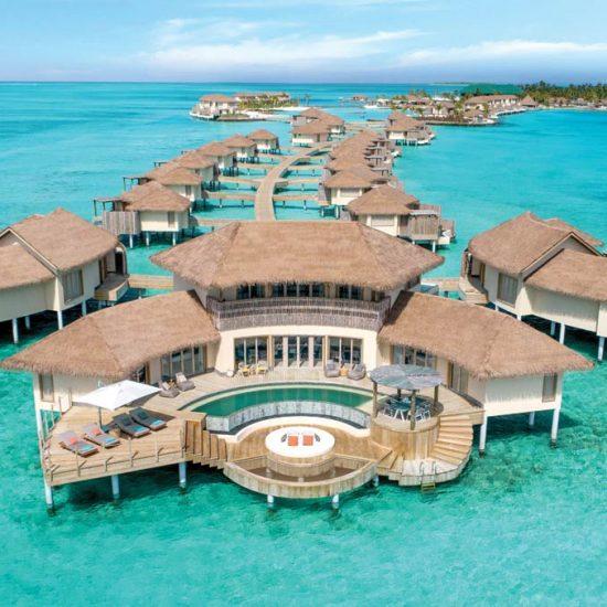 InterContinental Maldives Maamunagau Resort opens its doors