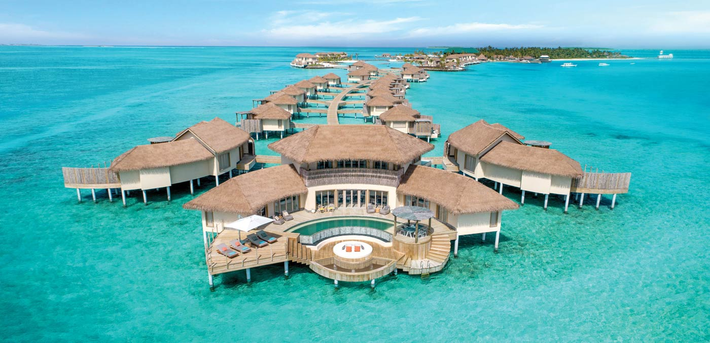 InterContinental Maldives Maamunagau Resort opens its doors