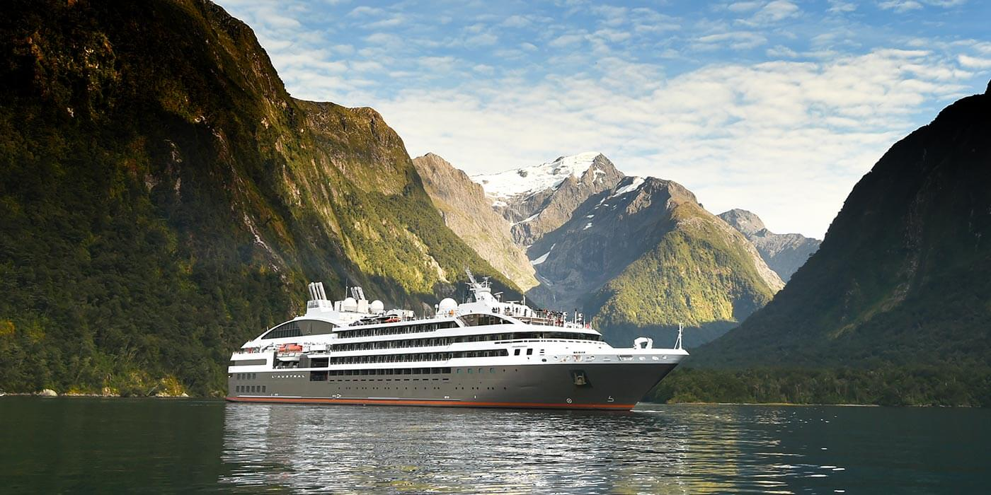 Le Laperouse, Subantarctic Islands