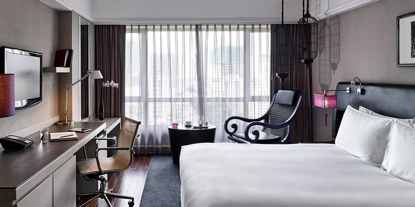 Luxury Room at Sofitel Saigon Plaza