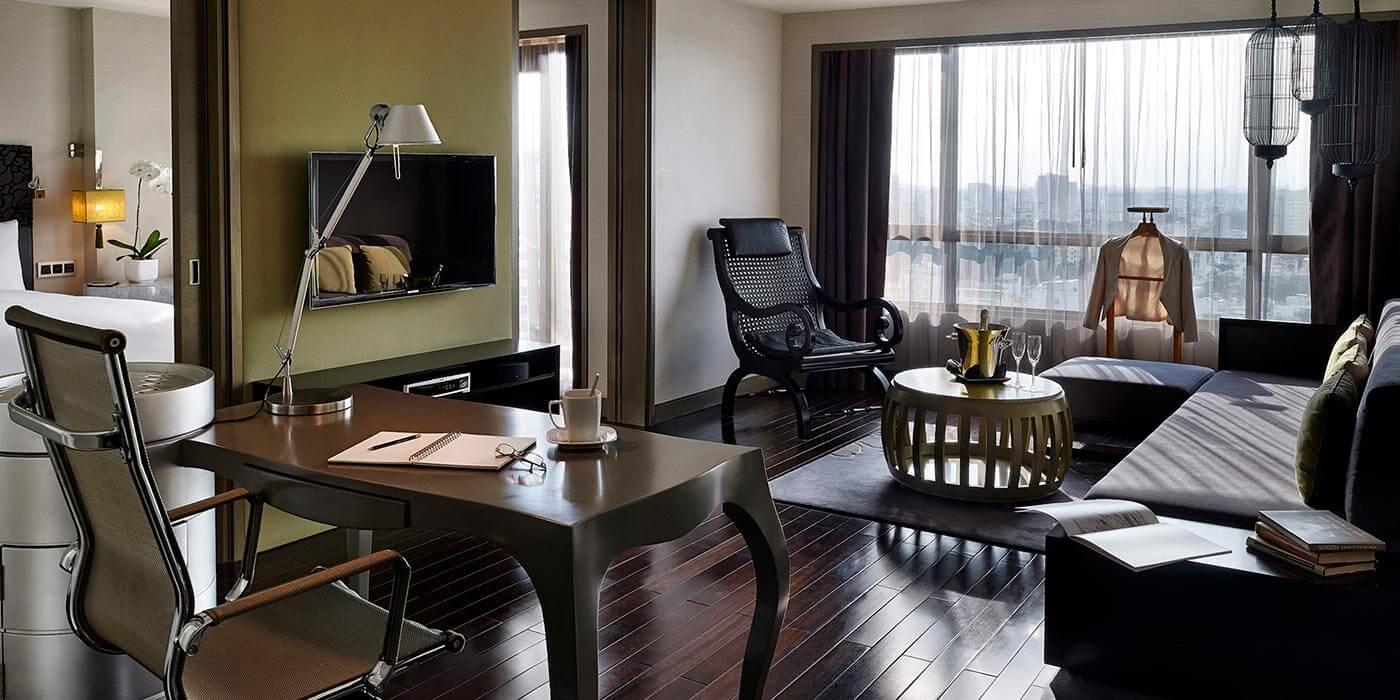 Prestige Suite at Sofitel Saigon Plaza