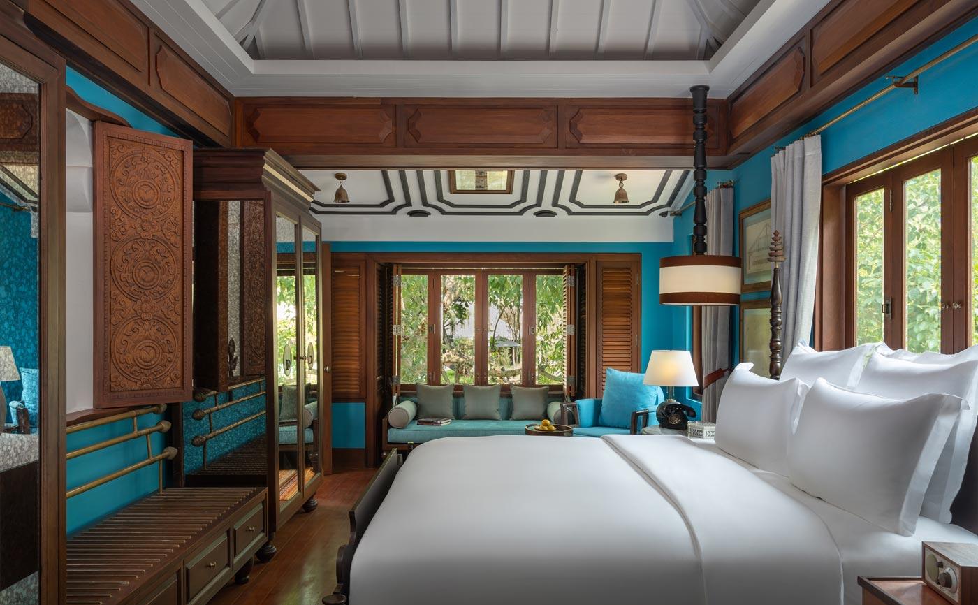 Rosewood Luang Prabang's Riverside Suite
