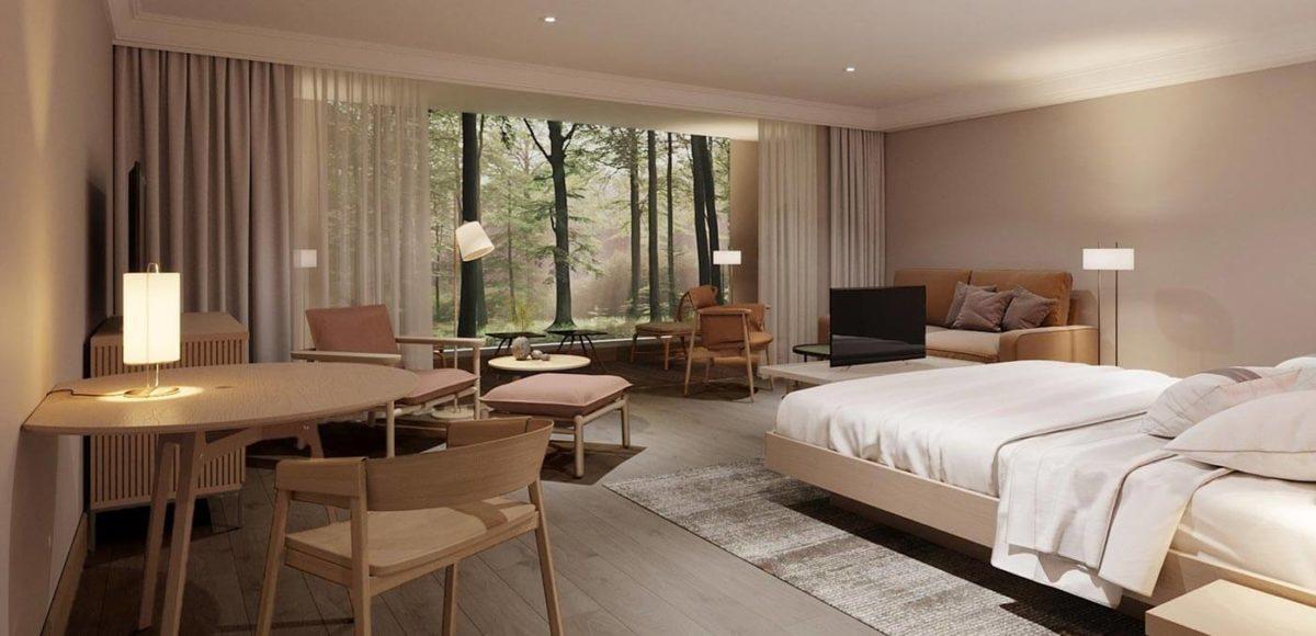 Suite at The Prince Akatoki London