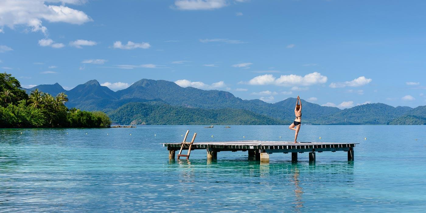 Thailand's Trat Province