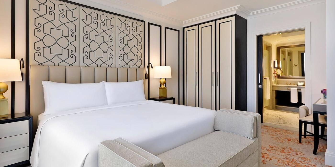 The St. Regis Amman king suite