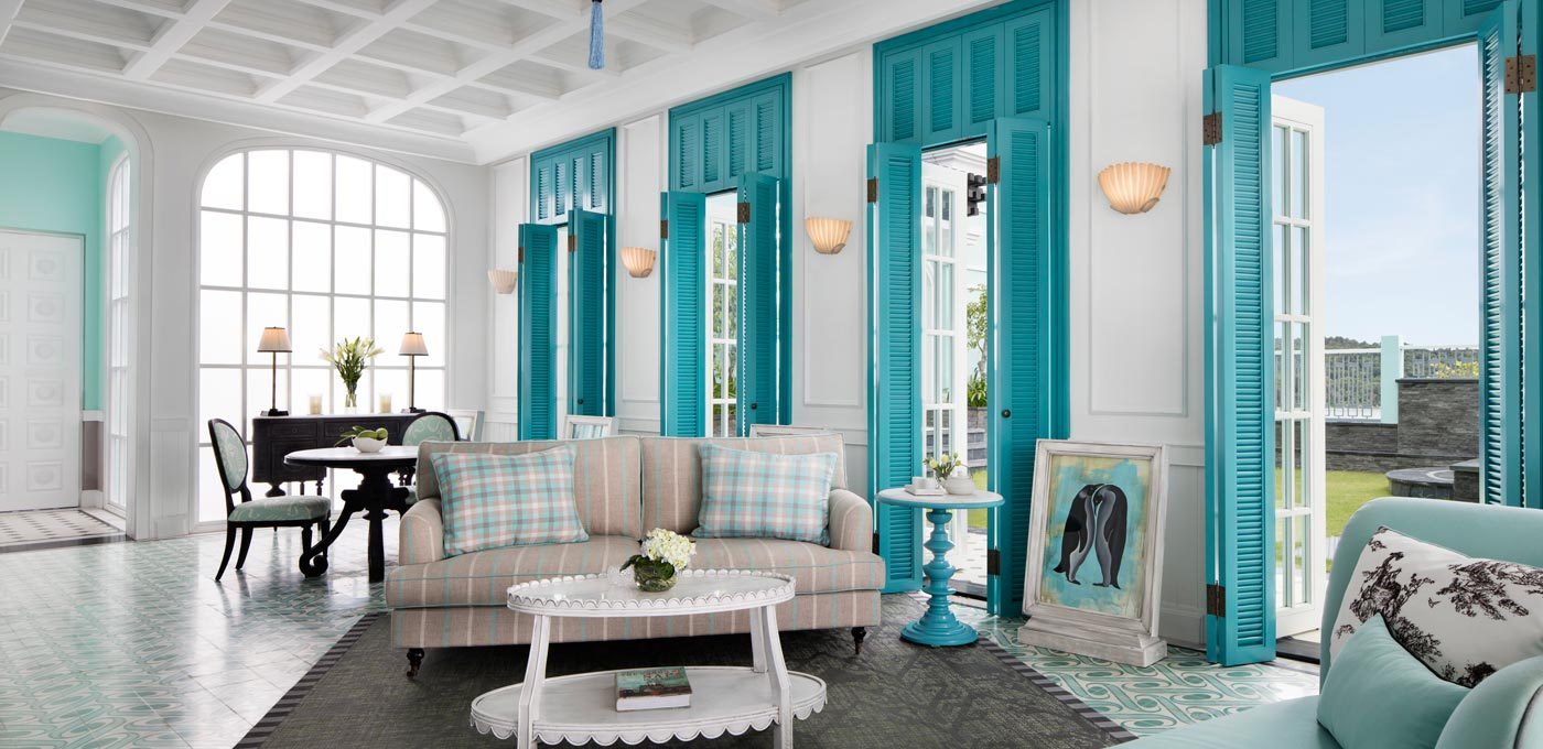 The Turquoise Suite, The JW Marriott Phu Quoc Emerald Bay Resort & Spa