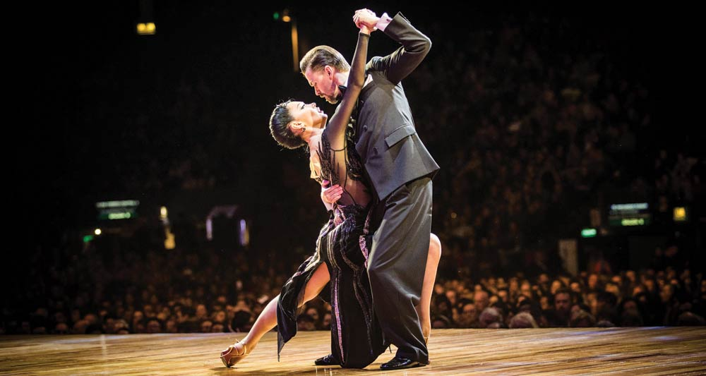 International Tango Festival & World Cup