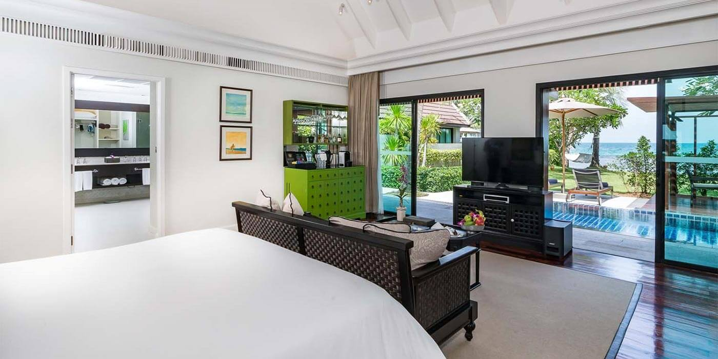 Club Beachfront Pool Villa, InterContinental Koh Samui Resort