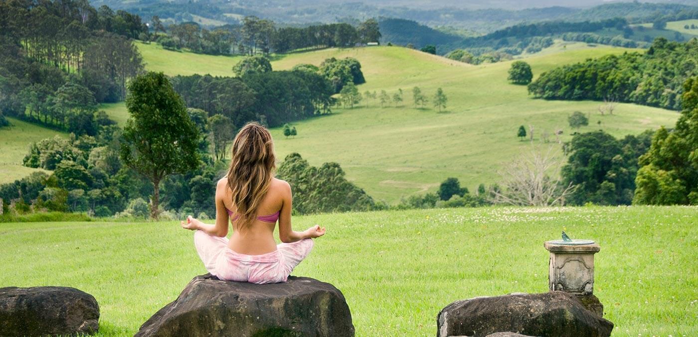 Drift away at Gaia Retreat & Spa