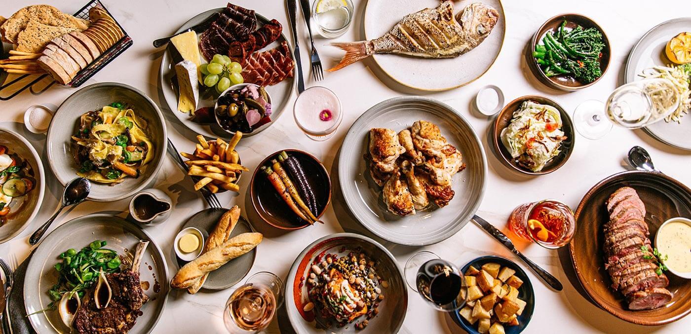 Eva's Restaurant & Bar at Pullman Melbourne on Swanston © Hayden Dibb