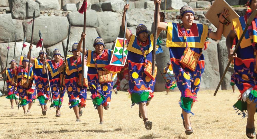 Inti Raymi, Cusco, Peru