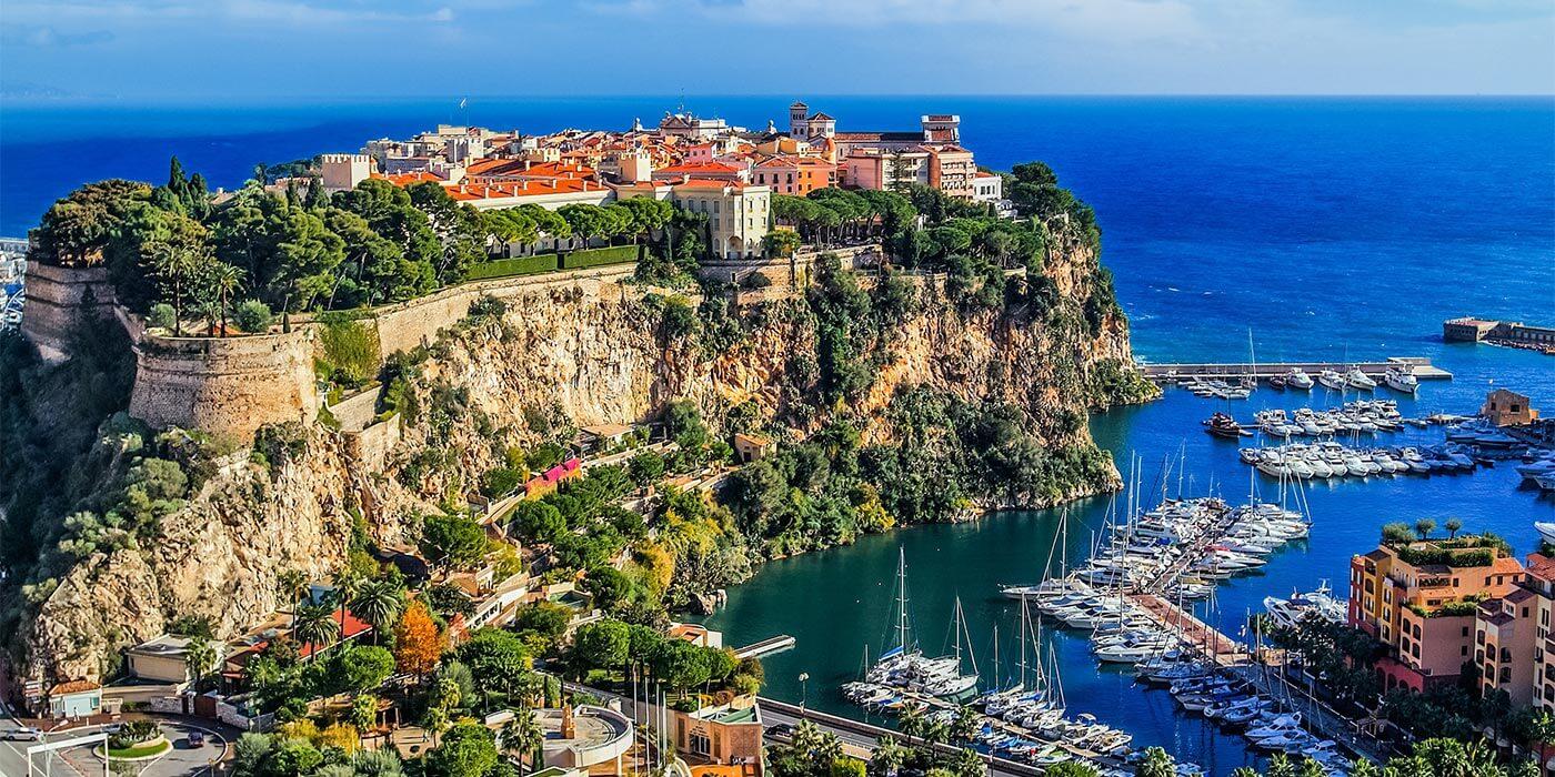 Monte Carlo with Regent Seven Seas Cruises