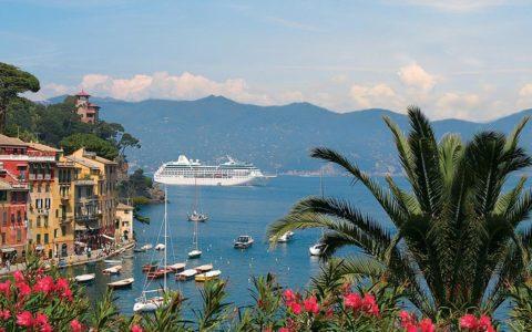 Oceania Cruises in Portofino