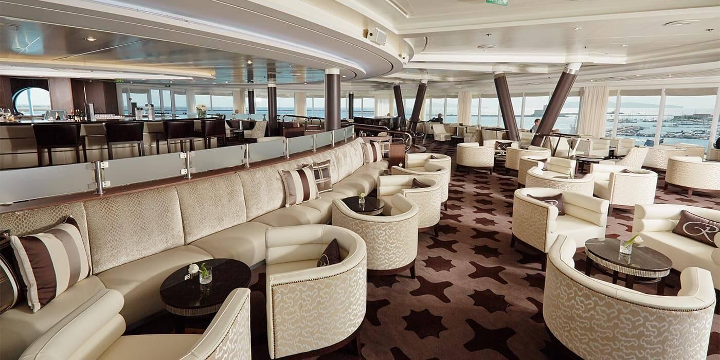 Regent Seven Seas Cruises, Observation Lounge