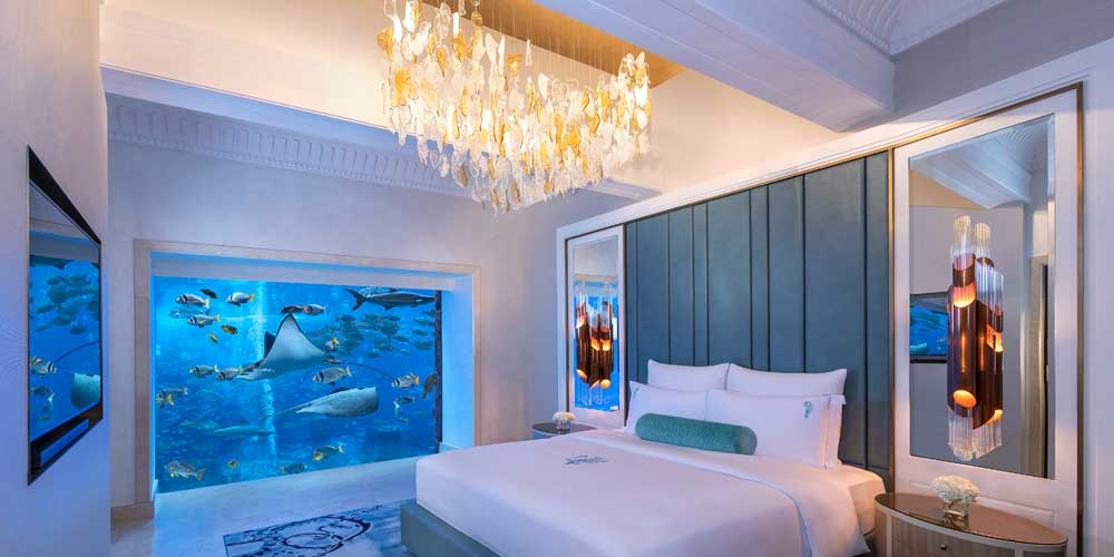Underwater Suite Atlantis The Palm, Dubai