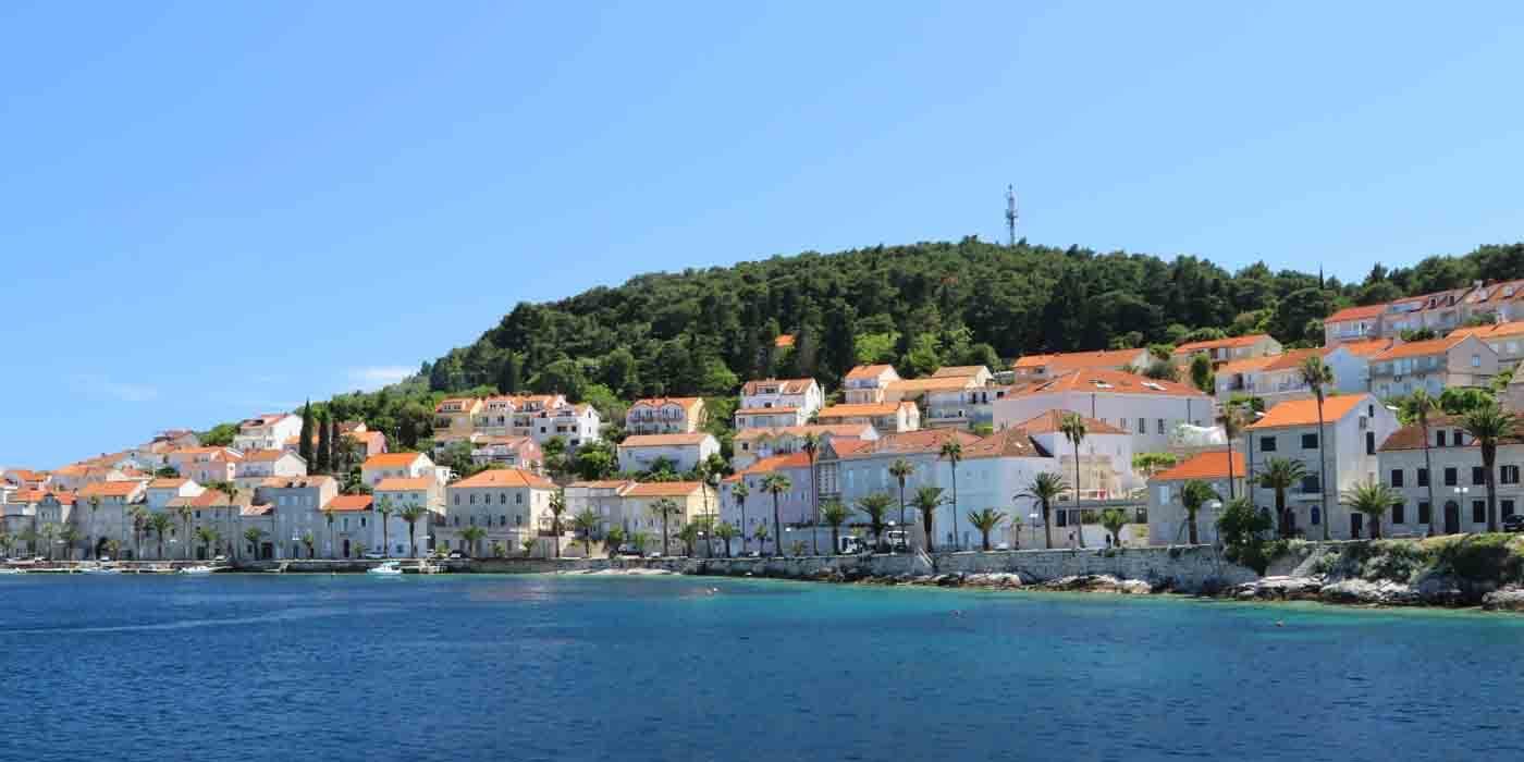 Croatia, Katarina Line