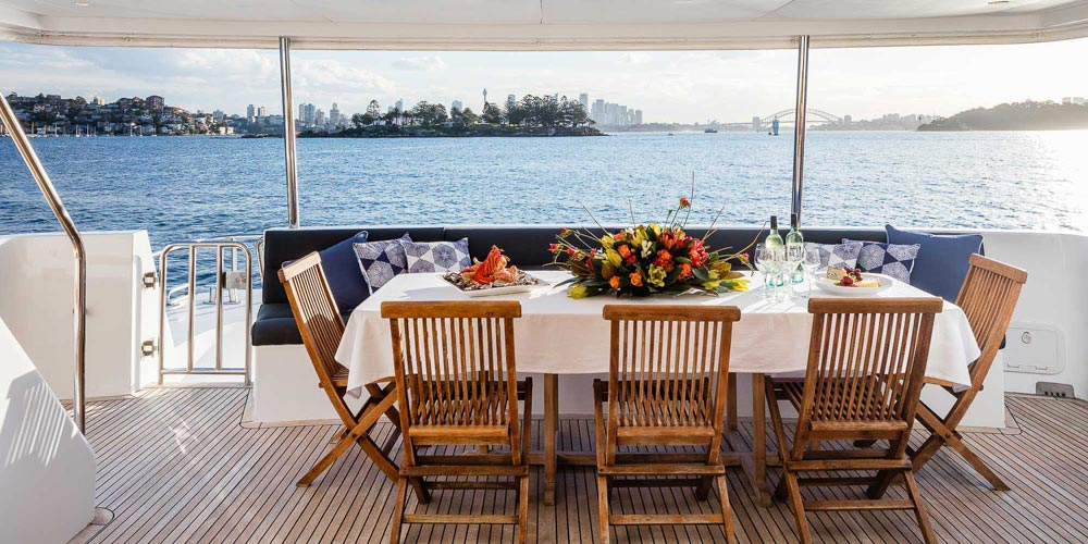 Sydney Harbour Yacht Charter