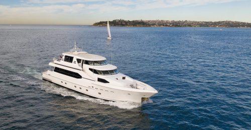 Sydney Harbour Yacht Charter