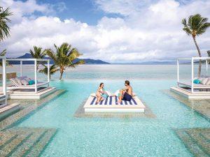 Hayman Island by InterContinental pool