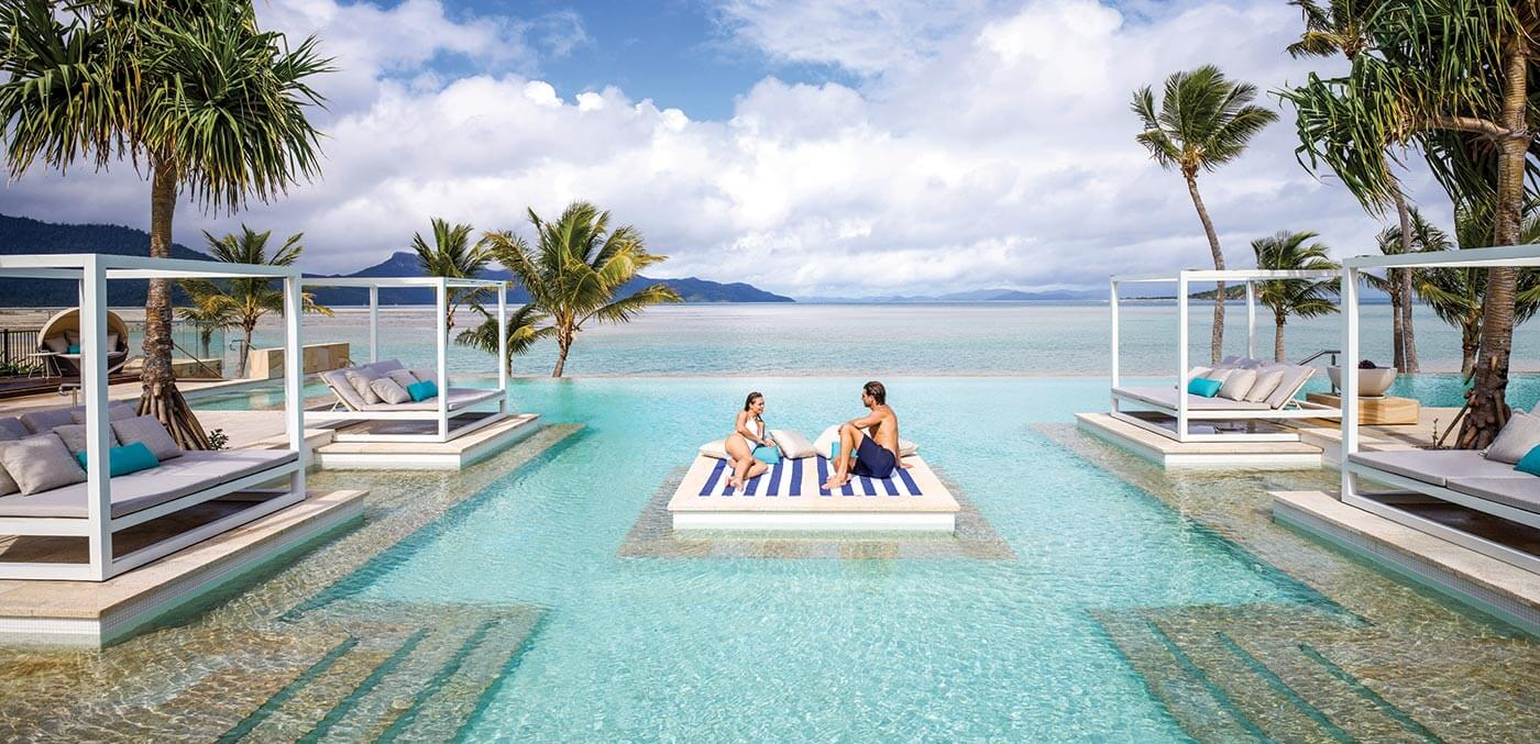 Hayman Island by InterContinental pool