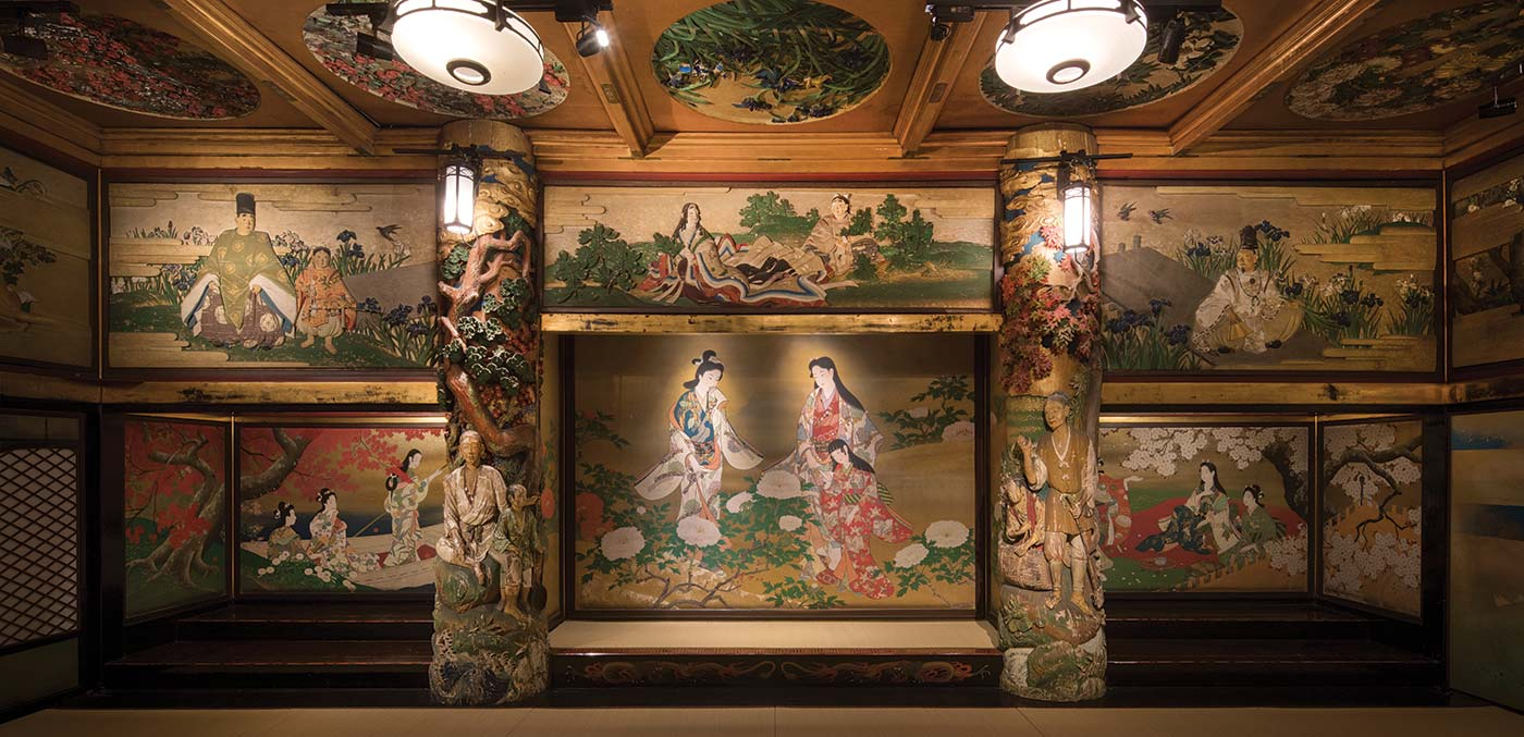 Hotel Gajoen Tokyo embraces tradition