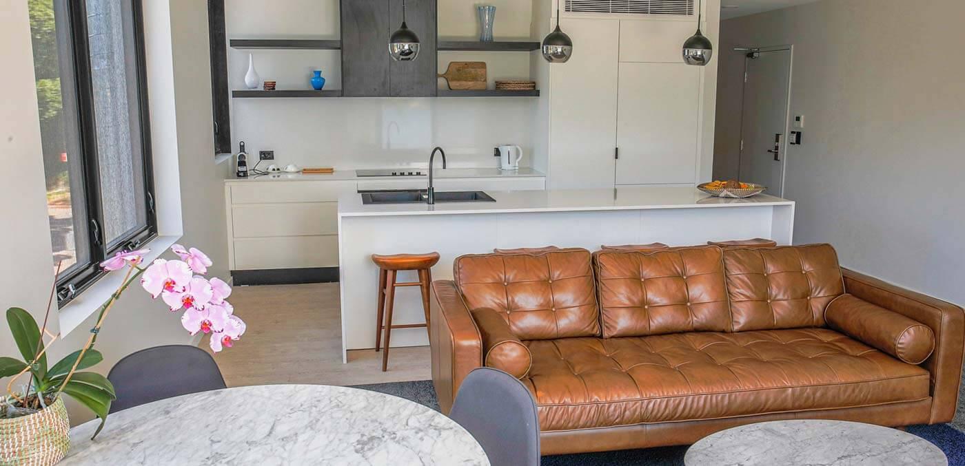 Lounge room at PASADENA