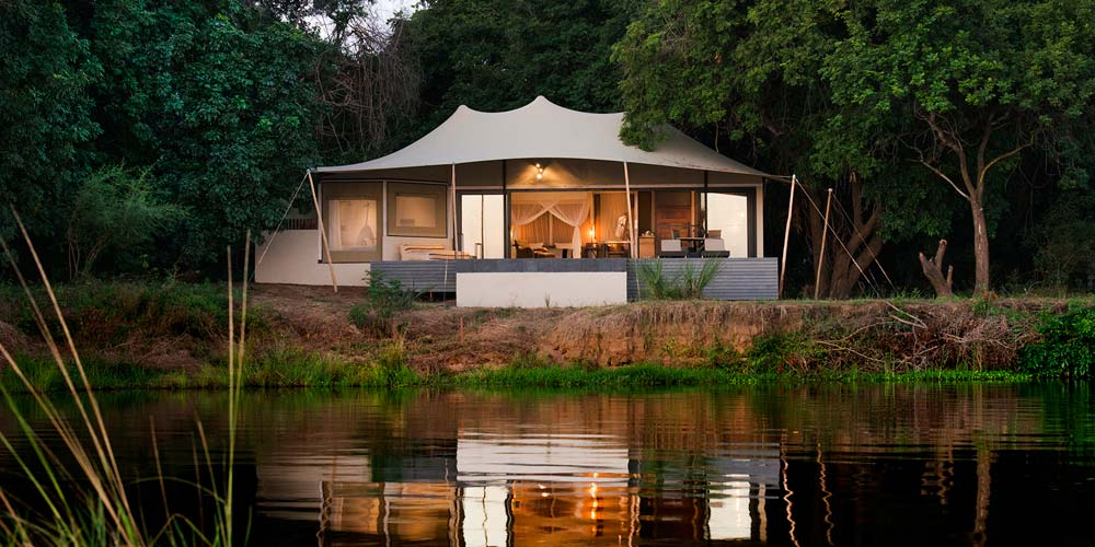 Sausage Tree Camp, Zambia