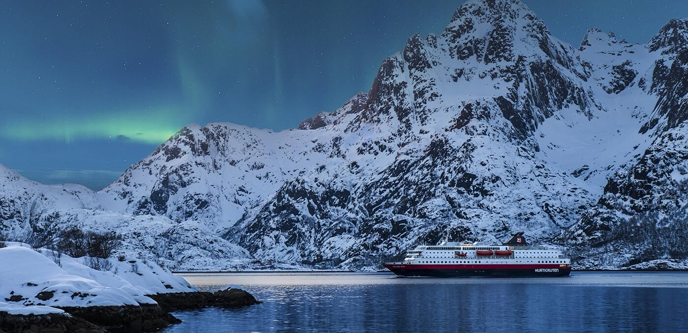 MS Richard, Hurtigruten