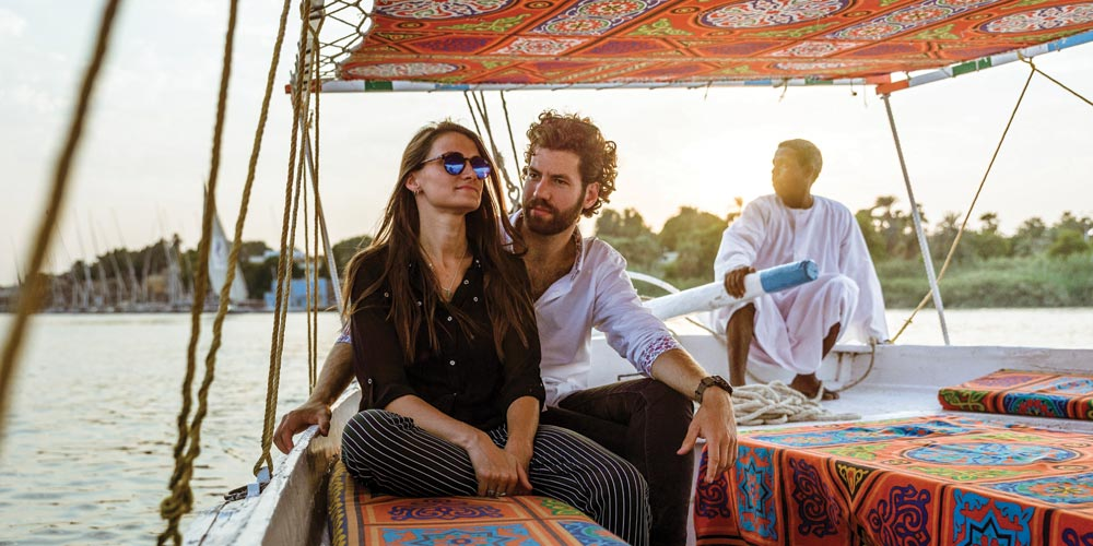 Cruising the Nile with Abercrombie & Kent