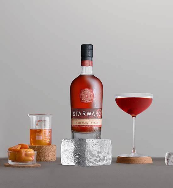 Starward Red Manhattan