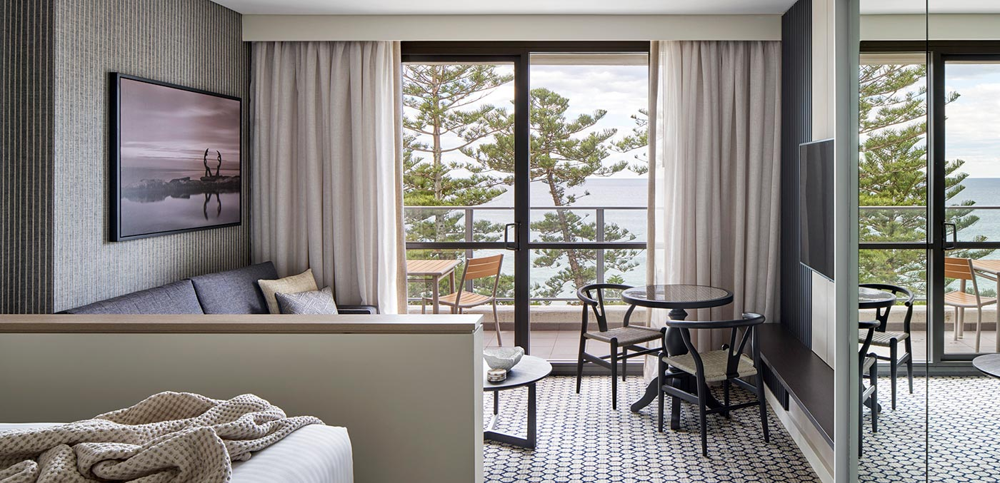 Suite at Sebel Sydney Manly Beach