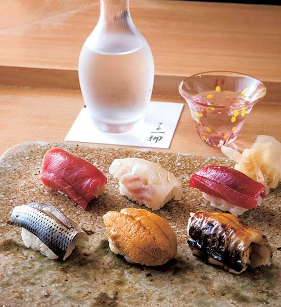 The sushi is sublime at Sushiya Ichiyanagi