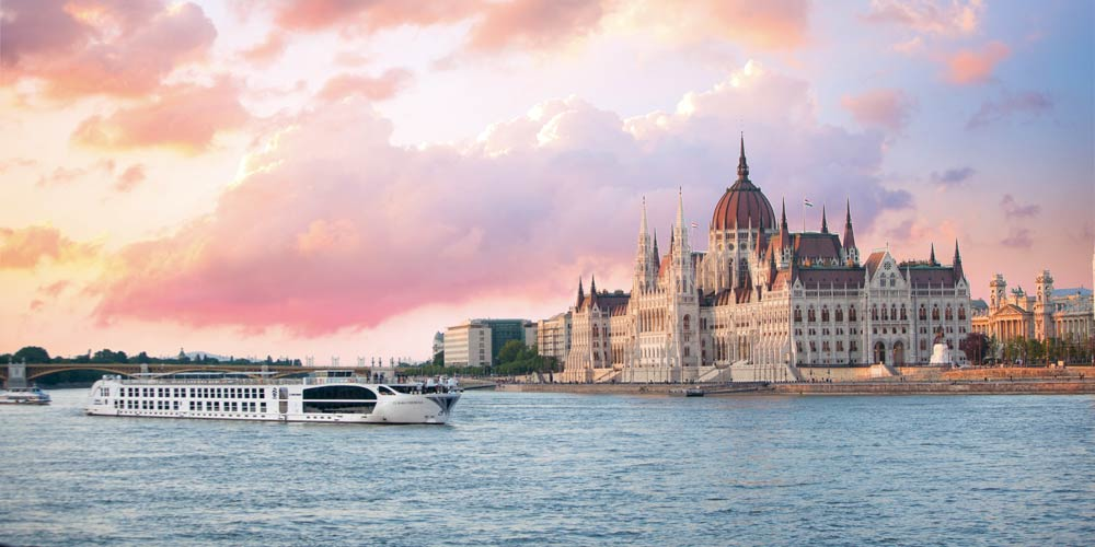 Budapest is a standout stop on many European river cruise routes © Uniworld
