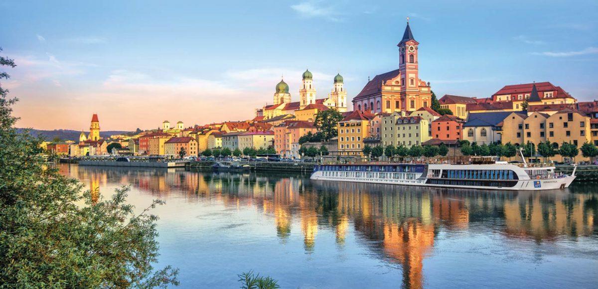 APT's ʻMagnificent Europe' cruise stops in scenic Passau