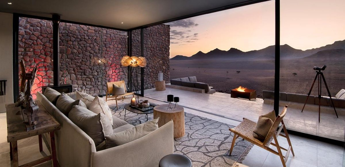 Dune Suite at andBeyond Sossusvlei Desert Lodge